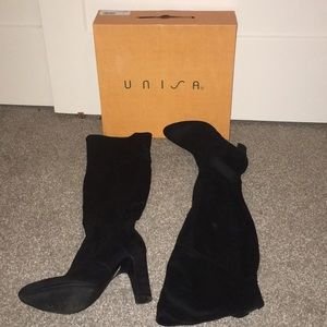 UNISA Sanyia Over the Knee Boot